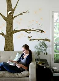 Small Picture Wall Decoration with Wall Decal 70 beautiful ideas and designs