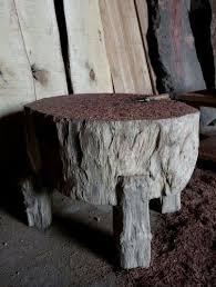 live edge coffee table