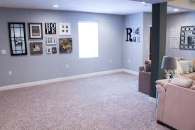 Finished Basement Designs Classy Our Finished Basement