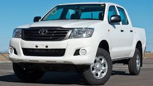 Toyota Hilux Double Cabin - 2.5L Turbo Diesel - 6 seater - RHD ...