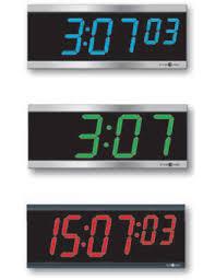 wireless digital wall clocks owl time