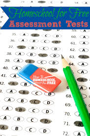online assessment tests how to homeschool for state testing
