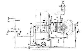 Mtd lawnflite wiring diagram 145z836p190 garden tractor gt 205 1995 mtd lawnflite wiring diagram