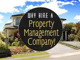 property management services your