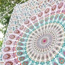 psychedelic tapestries wall hanging