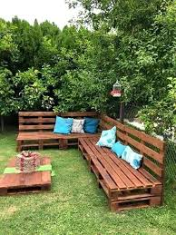pallet bench plans furniture swing bed cushions diy