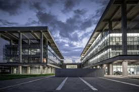 Kare Design Tirana Ozer Urger Architects Metu Technocity Turktelekom R D