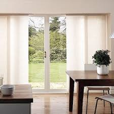 sliding panels for glass door window coverings d32