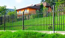 Recinzioni Da Giardino In Metallo : Recinzione da giardino a sbarre in metallo lux system