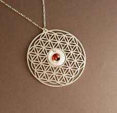 flower of life sacred geometry intricate cuts