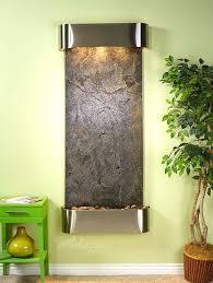 inspiration falls lightweight slate wall water feature