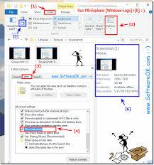 Windows 10 Explorer Windows 10 Explorer Has No Status Bar With File Information Why