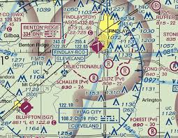 Vfr Sectional Chart Quiz Quiz Sectional Charts Air Facts Journal