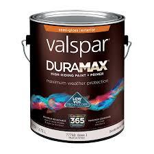 exterior paint primer tips. valspar duramax semi-gloss latex exterior paint (actual net contents: 126-fl primer tips d