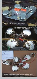 lefthand gear wiring harness gibson les paul sg es 335 left es 335 wiring harness modern lefthand gear wiring harness gibson les paul sg es 335 left