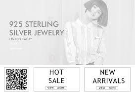 [<b>black Awn</b>] <b>Genuine 925</b> Sterling Silver Fine Jewelry Vintage ...
