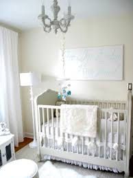 cool ideas white chandelier for nursery lovely 7 baby girl room canada babys kitchen charming 1
