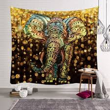 ethnic indian tapestry thailand