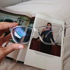 Nectar Blue Light Blocking Frames In Wayfarer On Hold For Jasthemermaid Do Not Buy Clear Crux