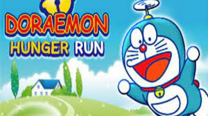 Game Doremon chạy trốn cơn đói - Doraemon Hunger Run - ROG Masters