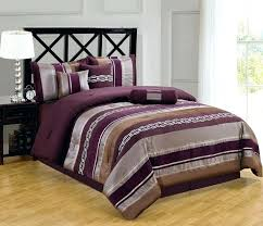 purple california king king size luxury purple comforter set includes purple california king duvet cover