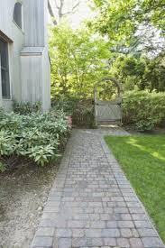 Paving Ideas For Backyards Painting Simple Design Inspiration