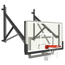 assorted gymnasium basketball hoops all configura