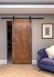 Barn Door In Kitchen Could Do On Bedroom Closet Door Or On Laundry Room Door From