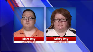 Sentencing Friday for Marc & Misty Ray in Abuse, Death of Adopted ...