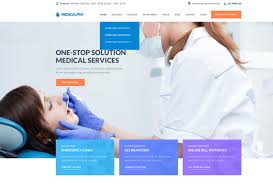 50 Best Html Medical Website Templates 2017