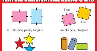Pelajaran matematika merupakan salah satu mata. Materi Matematika Kelas 9 Kurikulum 2013 Semester 1 2 Lengkap