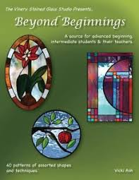 Stained Glass Pattern Books Enchanting Beyond Beginnings Stained Glass Pattern Book Books 48 EBay
