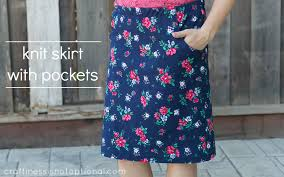 Skirt Patterns With Pockets