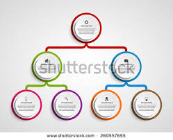 Infographic Flow Chart Stock Images Royalty Free Images