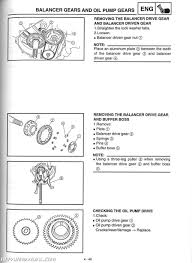 YFM660FA Grizzly 660 Yamaha ATV Service Manual 2003-2008