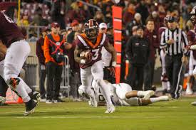 Three Offensive Takeaways From Virginia Techs First 2019