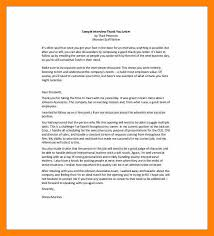 Best Solutions Of 8 Thank You Note Interview Best Executive