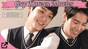 Korean gay movie list