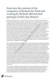 mod a looking for richard king richard iii comparative essay richard ii and looking for richard