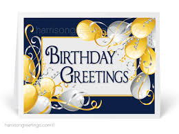 Birthday Business Cards Business Happy Birthday Cards 3874 Harrison Greetings Business