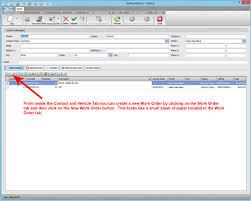 create work order create a work order shopcontroller