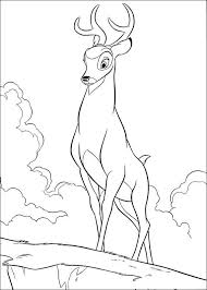 Small Picture Bambi Coloring Pages Coloring Kids