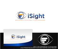 Isight Design Business Logo Design For Isight Is The Primary Logo