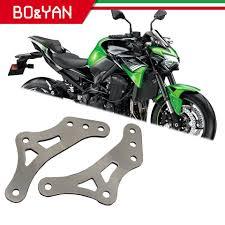 For Kawasaki Z900 2017 2018 <b>Motorcycle Adjustable Suspension</b> ...