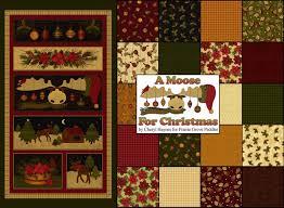 Prairie Grove Peddler Home Page & A Moose for Christmas Fabric Line Adamdwight.com