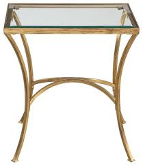 uttermost 24641 alayna metal end table