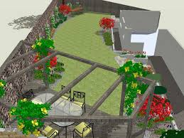 Small Picture 57 best wide garden images on Pinterest Garden ideas Back