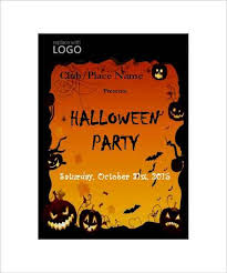 Blank Halloween Invitation Templates Blank Halloween Flyer Templates Familycourt Us