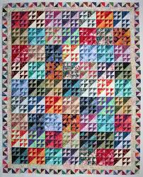Exuberant Color : A good sewing day..............   Triangle ... & Here you will find a selection of Quilting and Patchwork Projects which  will be added to on a day to day basis for you to ... Adamdwight.com