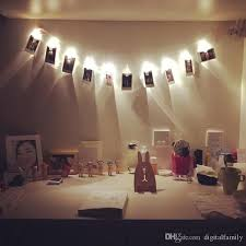 diy led home lighting. Fine Home Mini LED DIY Photo Clip String Christmas Lights New Year Party Wedding Home  Decoration Led  In Diy Lighting I
